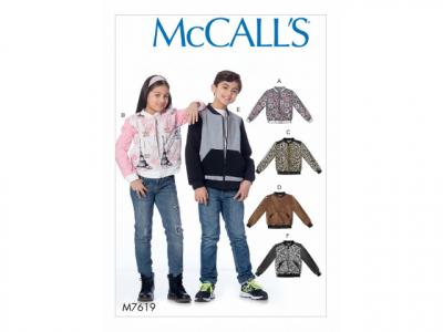 Patron McCall's M7619