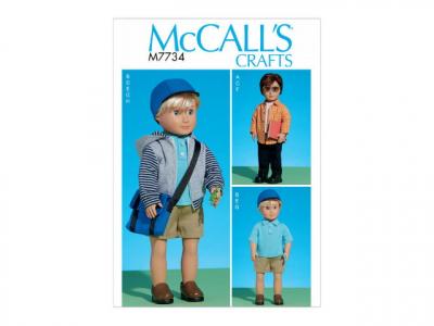 Patron McCall's M7734OSZ