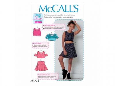 Patron McCall's M7738CHJ