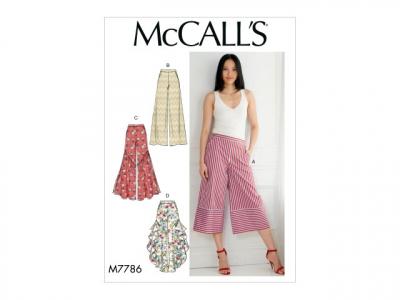 Patron McCall's M7786