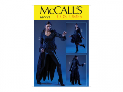 Patron McCall's M7791