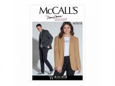 Patron McCall's M7818
