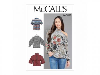 Patron McCall's M7836