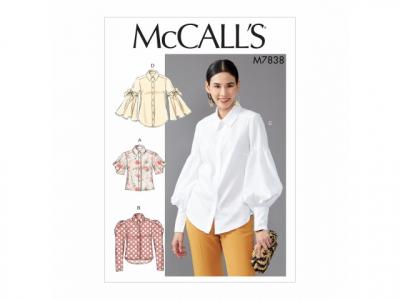 Patron McCall's M7838
