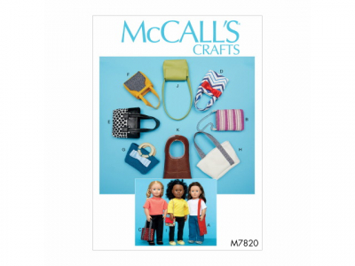 Patron McCall's M7820OSZ