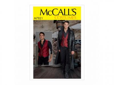 Patron McCall's M7821