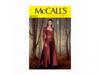 Patron McCall's M7822