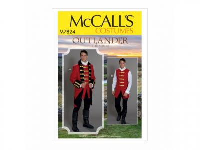 Patron McCall's M7824