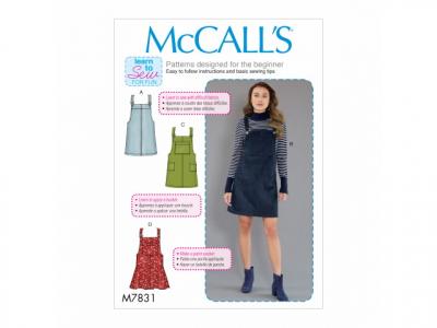 Patron McCall's M7831