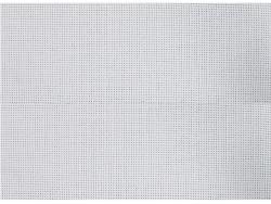 Tissus Toile Aïda 5,5 au mètre 1500mm (150cm) blanc