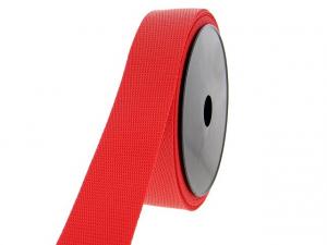 Sangle polypropylène 40 mm rouge
