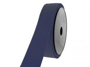 Sangle polypropylène 40 mm bleu marine