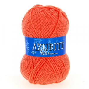Fil à tricoter azurite Rouge
