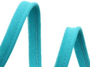 Passepoil Bleu turquoise