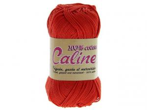 Coton Caline Rouge