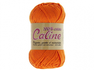 Coton Caline Orange