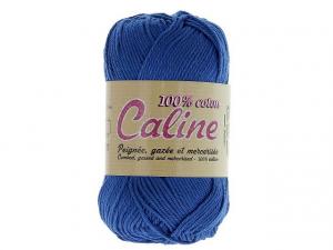 Coton Caline Bleu foncée