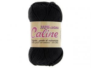 Coton Caline Noir