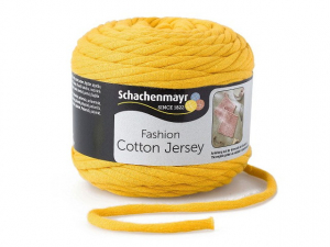 Cotton Jersay Jaune