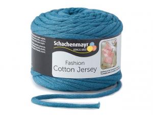 Cotton Jersay Bleu foncée