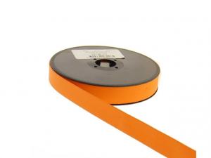 biais simili cuir 20mm Orange