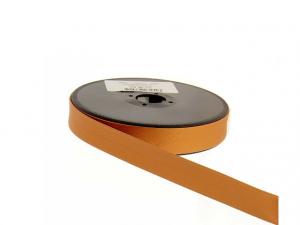 biais simili cuir 20 mm Orange