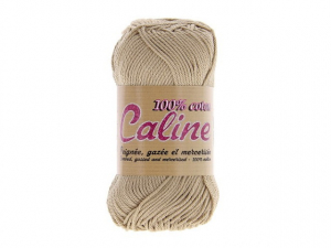 Coton Caline Beige