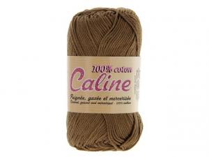 Coton Caline Marron