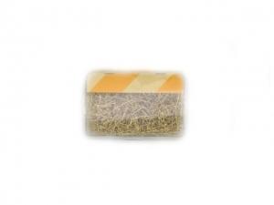 Epingles laiton doré 10mm