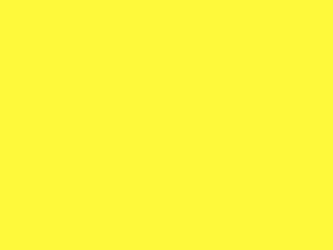 Ruban satin 6mm jaune