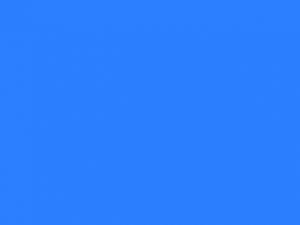 Ruban satin 25mm blue