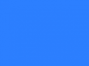Ruban satin 40mm blue