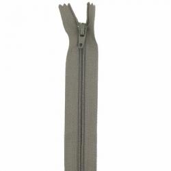 Fermeture 18cm kaki