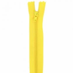 Fermeture 20cm jaune