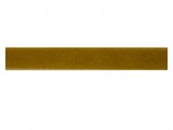 Ruban velours gold