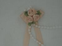 Rose Triple + Perle peach
