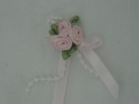 Rose Triple + Perle rose