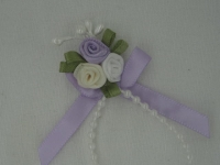 Rose Triple + Perle lilac