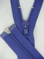 Fermeture spirale violet
