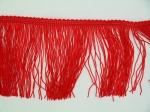 Frange rouge