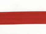Biais 30 mm rouge foncé