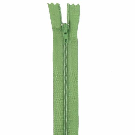 Fermeture 18cm vert olive