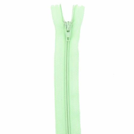 Fermeture 18cm vert d'eau