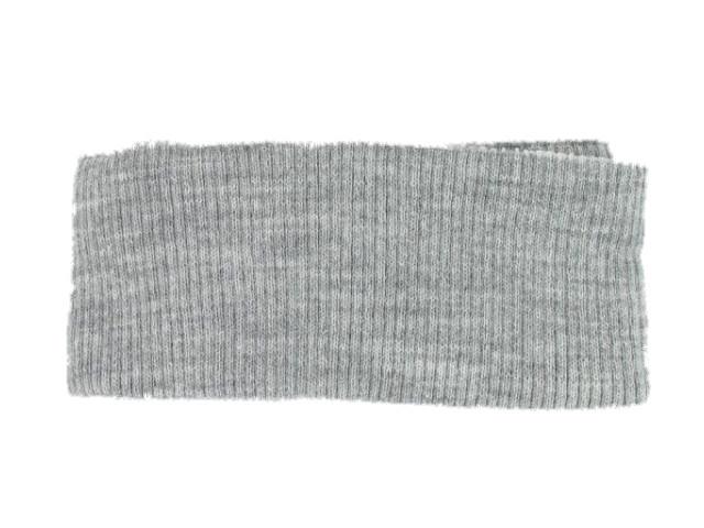 Bord côte ceinture flanelle