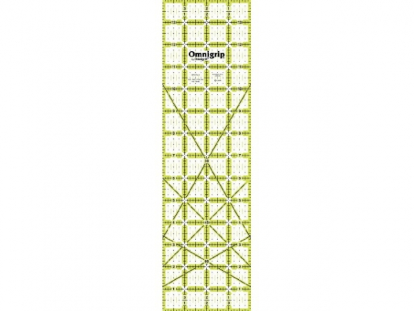 Règle antidérapante omnigrip 4 x 14 inch