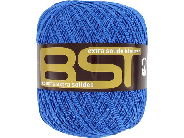 Coton Mercerisé Bleu