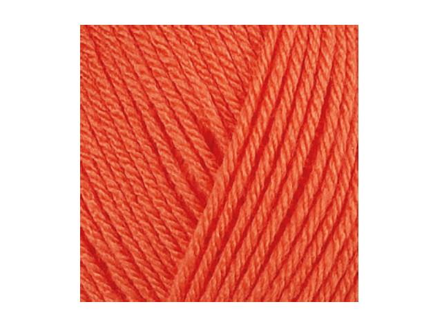 Fil à tricoter Everyday Bebe orange