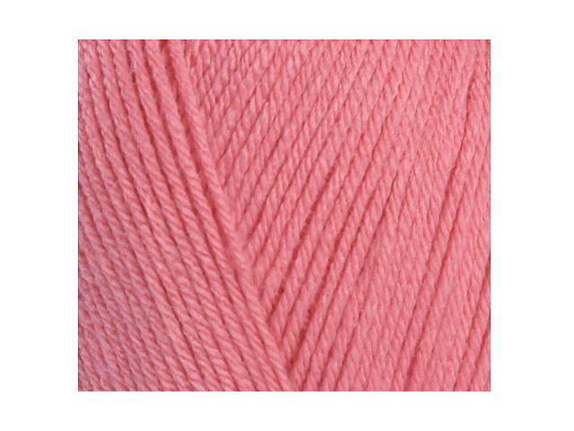 Fil à tricoter Everyday Bebe rose corail
