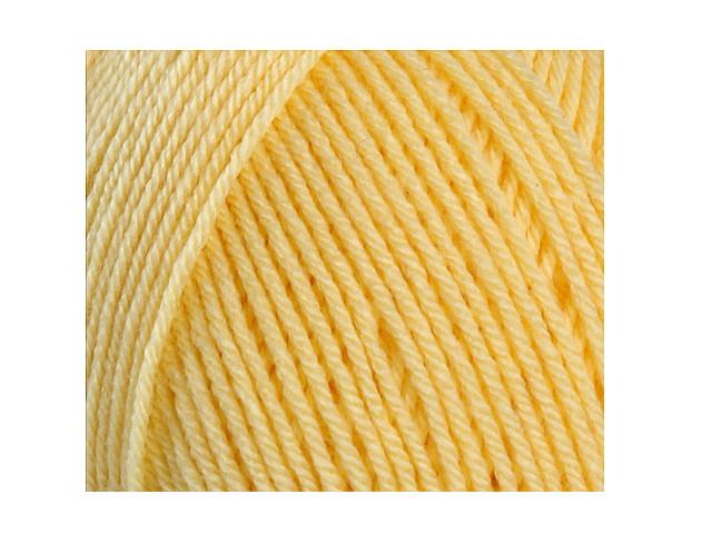 Fil à tricoter Everyday Bebe jaune poussin