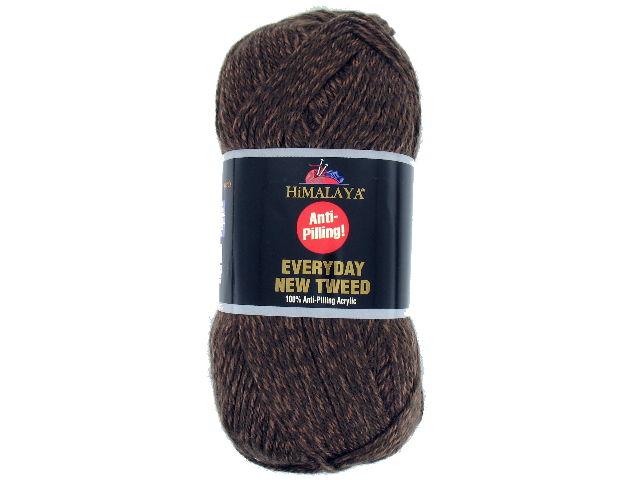 Laine Everyday New Tweed marron 110